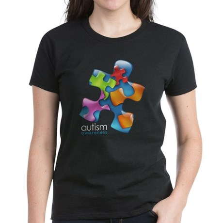 PuzzlesPuzzle (MC) Women's Dark T-Shirt