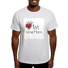 Princess 1st Time Mom T-Shirt