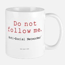DoNotFollowMe Mug