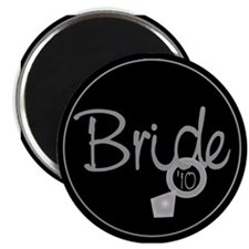 Bride '10 (ring) Magnet