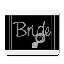 Bride '10 (ring) Mousepad