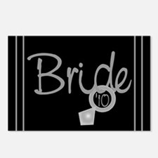 Bride '10 (ring) Postcards (Package of 8)
