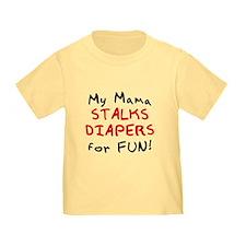 Diaper Stalker T