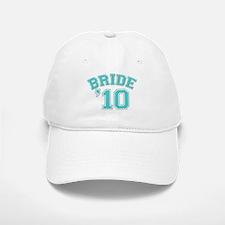Bride '10 (sporty) Baseball Baseball Cap