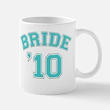 Bride '10 (sporty) Mug