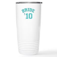 Bride '10 (sporty) Travel Mug