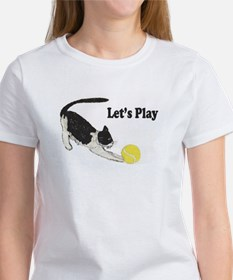 Lets Play Women's T-Shirt