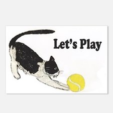 Lets Play Postcards (Package of 8)