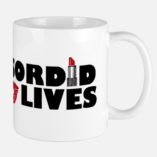 sordid-lives-logo Mugs