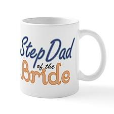 Step Dad of the Bride Mug