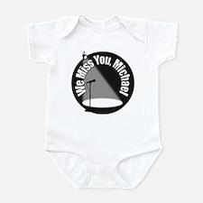 We Miss You Michael Infant Bodysuit