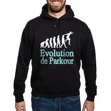 Parkour, Free Running Hoodie