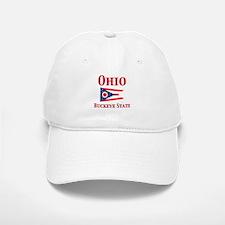 Ohio Buckeye State Baseball Baseball Cap