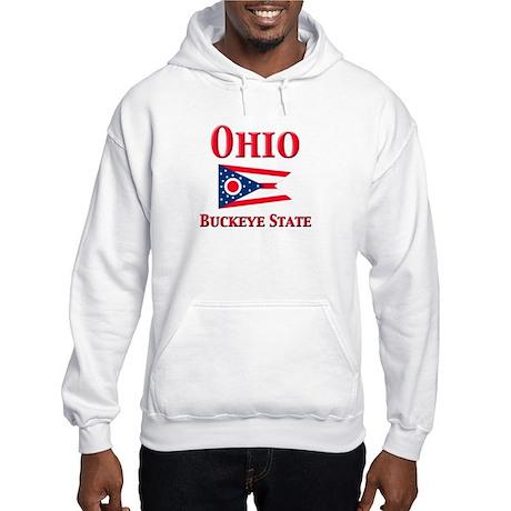 Ohio Buckeye State Hooded Sweatshirt