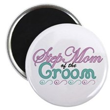 Step Mom of the Groom Magnet