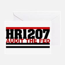 HR1207 Greeting Card