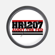 HR1207 Wall Clock