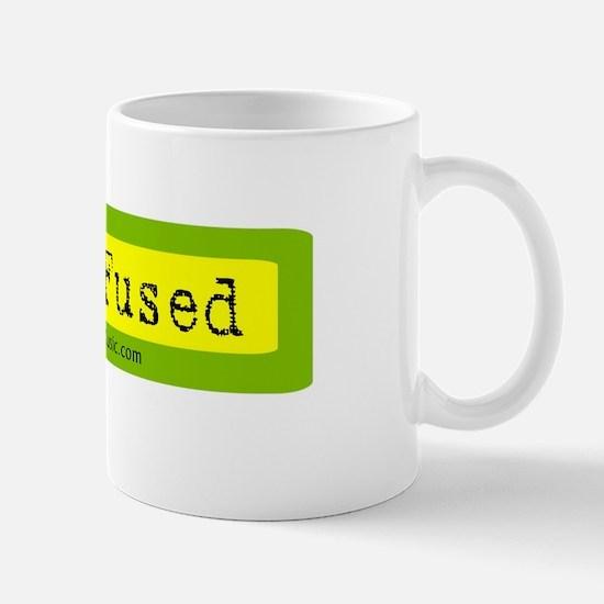 """""""Yellow"""" Mug"""