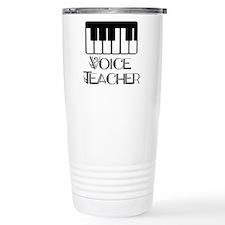 Voice Teacher Travel Mug