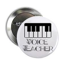 "Voice Teacher 2.25"" Button"