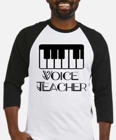Voice Teacher Baseball Jersey