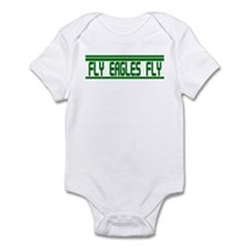 Fly Eagles Fly! Infant Bodysuit