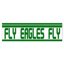Fly Eagles Fly! Bumper Bumper Sticker