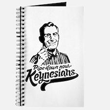 Pipe Down Keynesians Journal