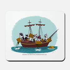 Boston Tea Party Mousepad