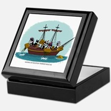 Boston Tea Party Keepsake Box