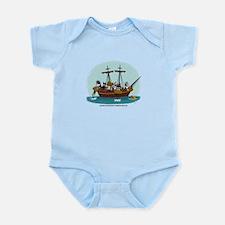 Boston Tea Party Infant Bodysuit