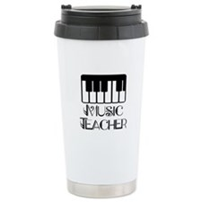 Classic Music Teacher Travel Mug