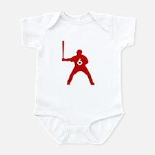 Batter 6 Pre-Launch Original Infant Bodysuit
