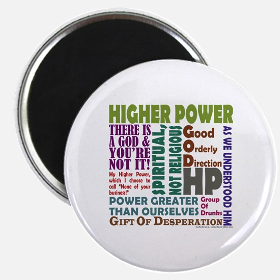 Cute Recovery slogans Magnet