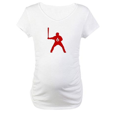 Batter 6 Pre-Launch Original Maternity T-Shirt
