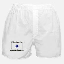 Winchester Massachusetts Boxer Shorts
