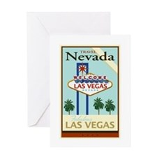 Travel Nevada Greeting Card