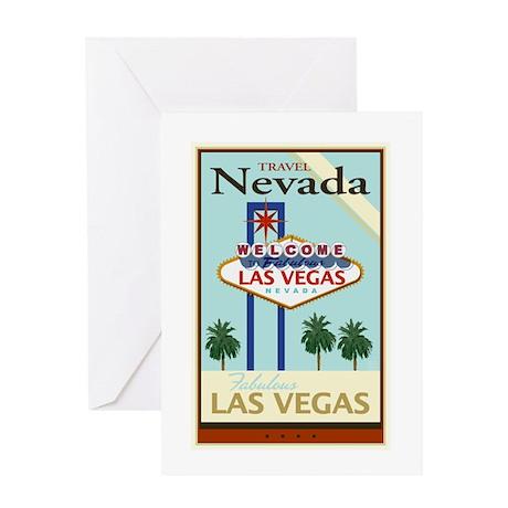 Travel Nevada Greeting Card