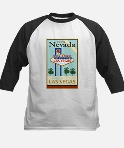 Travel Nevada Kids Baseball Jersey