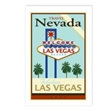 Las vegas Postcards