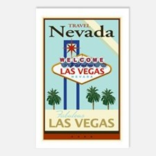 Travel Nevada Postcards (Package of 8)