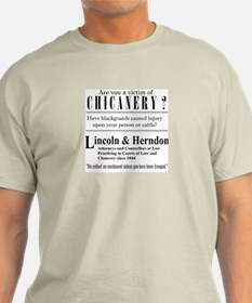 Lincoln & Herndon T-Shirt