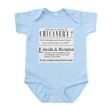 Lincoln & Herndon Infant Bodysuit