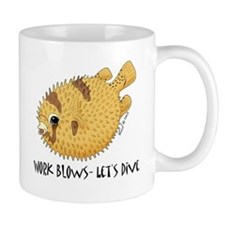 Puffer Mug