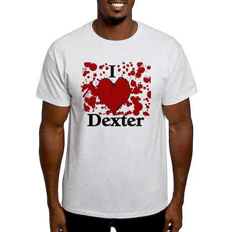 I heart Dexter Light T-Shirt