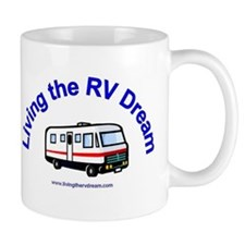 Living the RV Dream Mug