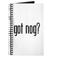 Got Nog? Journal