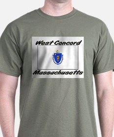 West Concord Massachusetts T-Shirt
