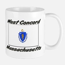 West Concord Massachusetts Mug