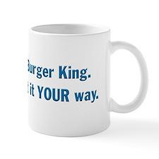 This is NOT Burger King Mug